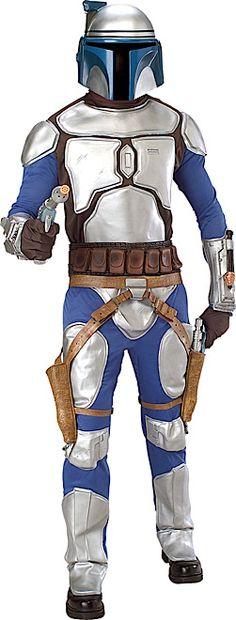 Disfraz de Jango Fett™ de Star Wars™ para hombre. Disponible en www.vegaoo.es