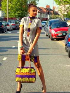 Latest beautiful collection the best plain and patterned ankara collections there are in the African print ankara fashion world African Print Dresses, African Print Fashion, Africa Fashion, African Fashion Dresses, African Dress, African Attire, African Wear, African Women, Moda Afro