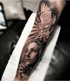 Bird Tattoos Arm, Dove Tattoos, Forearm Tattoos, Body Art Tattoos, Gebets Tattoo, Lena Tattoo, Unalome Tattoo, Tattoo Fonts, Tattoo Quotes