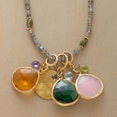 Precious Quartet Necklace in Spring 2013 from Sundance on shop.CatalogSpree.com, my personal digital mall.
