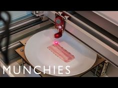 Food Hacking: Laser Bacon - YouTube