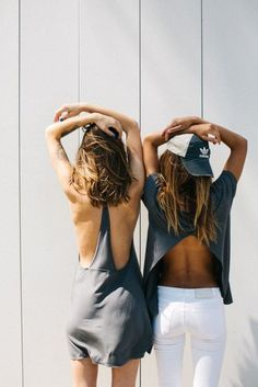 Dress: grey summer summer outfits white jeans backless top backless adidas originals california girl