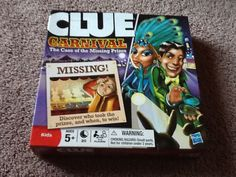 Clue Carnival