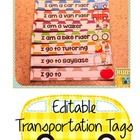 These are perfect for the first few days of school. Simply cut and laminate and they can be used over and over.    I think it is much faster than d...