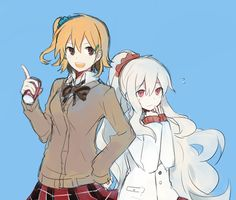Momo & Mary | Kagerou Project