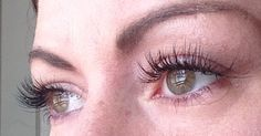 BEACH Blonde Locks and Lashes, lash extensions! CLASSIC SET