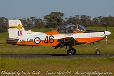 A19-046 at #Temora 15/10/16... due to wet ground its lookin a little uncared for... #avgeek #aviation #Aviationphotography Canon Australia