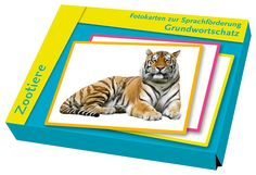 Grundwortschatz: Zootiere