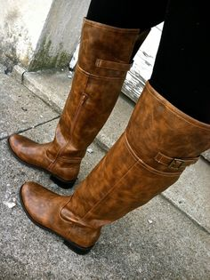 perfect length and color for boots