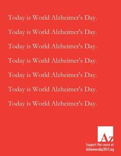 04. World Alzheimer's Day