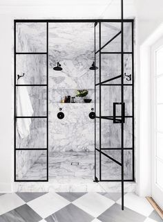 Behold the Marble Bathrooms That Made Our Editors' Jaws Drop