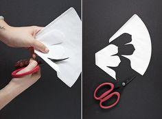 DIY Coffee Filter Flowers | Flickr - Photo Sharing!