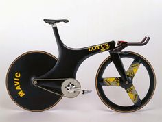 Lotus recently revealed the superbike. But did you know that the isn't the first two-wheeled Lotus? This is the secret history of the Lotus bicycles. Cycling Equipment, Cycling Bikes, Cycling Art, Cycling Jerseys, Lotus, Bicycle Maintenance, Cool Bike Accessories, Bike Seat, Bicycle Design