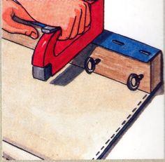 Cómo confeccionar un estor de persiana | Decorar es nuestro hobby compartimos lo aprendido