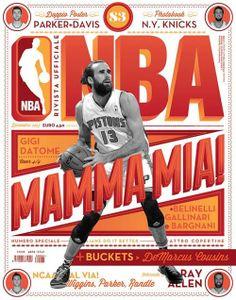 Portada · Rivista Ufficiale NBA