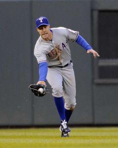 David Murphy, Texas Rangers, 4/25/2013