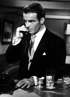 Montgomery Clift in A Place in the Sun, 1951, one of my favorite movies.