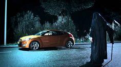 Comerciais Criativos: Hyundai - Veloster 3 portas pode salvar sua vida