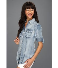 JHaus Brand denim shirt