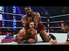 Justin Gabriel vs. Big E. Langston: WWE Main Event, Aug. 14, 2013
