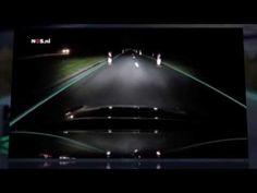 Roads that Glow in the Dark   HIGH T3CH