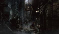Yharnam Alley (Bloodborne)