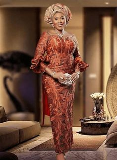 African Lace Dresses, African Fashion Dresses, African Print Dress Designs, Blouse Designs, Wedding Attire For Women, Aso Ebi Styles, African Inspired Fashion, African Attire, Designer Dresses