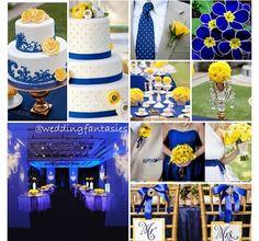 37 Fabulous Royal Blue Wedding Decorations Ideas - Fashion and Wedding - Wedding Colors Royal Blue Wedding Decorations, Wedding Themes, Our Wedding, Dream Wedding, Cake Wedding, Wedding Ideas, Wedding Pictures, Wedding Details, Wedding Dresses