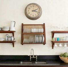 My Sweet Savannah: ~dishes on display~