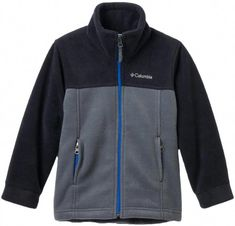 Perfect for chilly days and nights, this boys' Columbia fleece jacket gives him an extra layer of warmth under his favorite softshell or vest. Baby Boy Christmas Outfit, Girls Christmas Outfits, Fur Vest Outfits, Girl Outfits, Baby Shower Outfit For Guest, Baby Boy Haircuts, Baby Vest