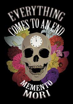 Memento Mori / Guerra de Ilustrações XXXIX on Behance
