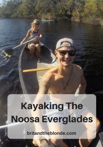 Kayaking The Noosa E