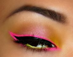 "NikkieTutorials ""Neon Lights"" Look Recreated 