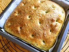 厚焼きフォカッチャ~バジル&チーズ~の画像