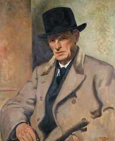 Irish Artist Jack Butler Yeats brother to William! Jack Johns, Fabian Perez, Jack B, Short Stories For Kids, Irish Art, Best Portraits, Irish Celtic, Great Photos, Modern Art