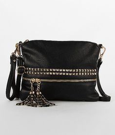 """Under One Sky Studded Crossbody Purse"" www.buckle.com"