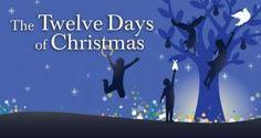 A Christmas show biz phenomenon ☆☆☆ Christmas Shows, Twelve Days Of Christmas