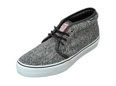 Vans | Chukka x Harris Tweed