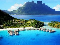 Top 10 Islands in the Polynesian Triangle Bora Bora, French Polynesia  The most recognizable Polynesian island group hosts abundance of world-quality resorts.