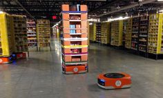 Amazon's new robot army is ready to ship