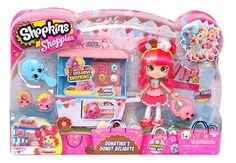BOUGHT Amazon.com: Shopkins Shoppies Donatinas Donut Delights: Computers & Accessories BOUGHT