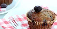 Ik ben dol op blueberry muffins. Alleen wat minder op de sugar rush die je krijgt van deze snack. Daarom maakte ik een healthy variant. Minstens zo lekker!