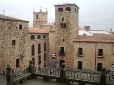 Plaza San Jorge (Caceres)