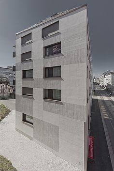 Siedlung Seefeld I Zürich Bild 2, Copyright Hansjörg Straub