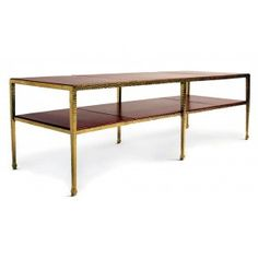 T304-1 Hammered Coffee Table