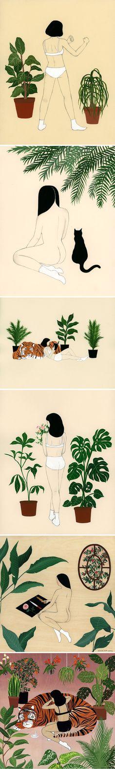 The Jealous Curator /// curated contemporary art  /// dan-ah kim