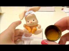 Tristeza DIVERTIDA MENTE - Tutorial em Biscuit por Regiane Ribeiro - YouTube