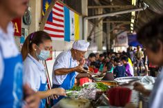 On the Hunt for Food in Penang, Malaysia