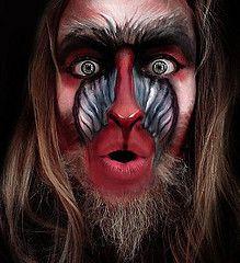 animal stage makeup - Google Search