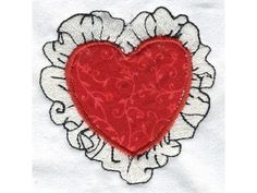 Decorative Hearts Machine Embroidery Designs  http://www.designsbysick.com/details/DecorativeHearts